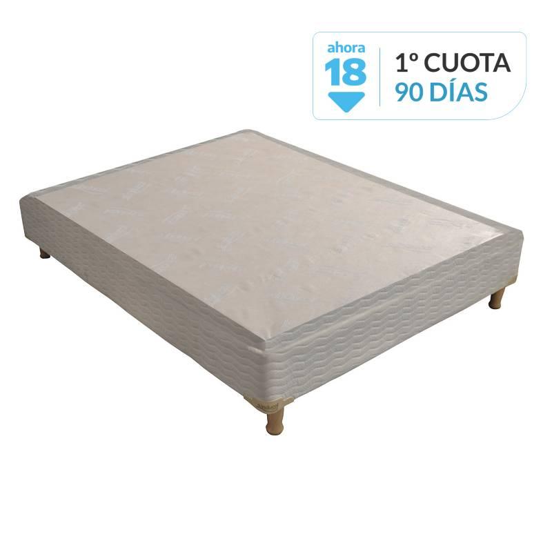 Inducol - Base cama 2 plazas 140x190 cm