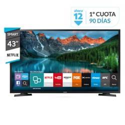 "Smart TV Full HD 43"" UN43J5290AGCZB"