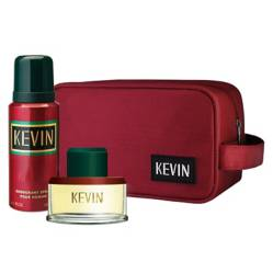Kevin - Cofre EDT 60 ml + deo 150 ml