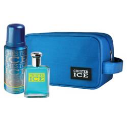 Chester Ice - Cofre EDT 60 ml + deo 150 ml