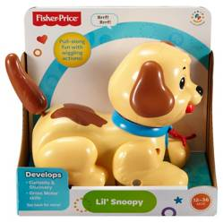 Fisher-Price - Pequeño Snoopy