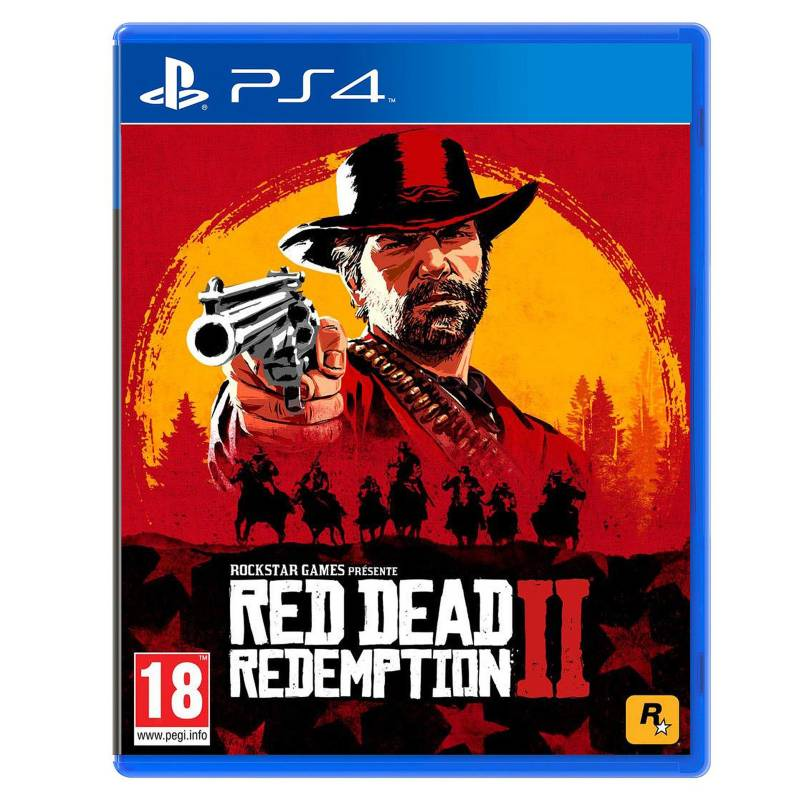 Sony - Videojuego Red Dead Redemption 2 PS4