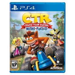 Sony - Video juego Crash Team Racing PS4 nitro fueled