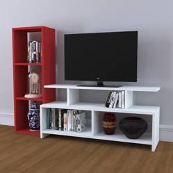 "Master Muebles - Rack de TV con modular Henrich 32"""