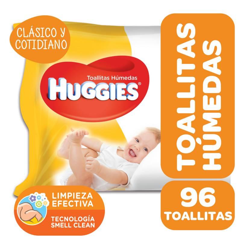 Huggies - Toallitas húmedas 96 unidades