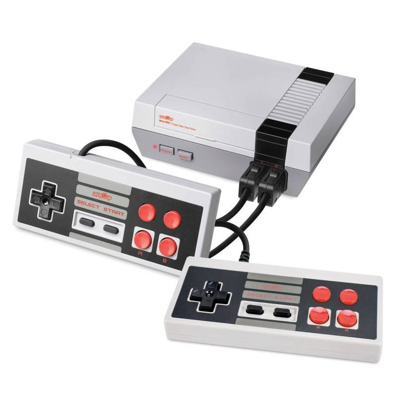 Level Up - Consola Retro Nes 500 Juegos 2 Jugadores