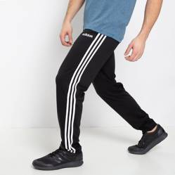 Adidas - Pantalón deportivo Essentials tapered open hem 3 tiras
