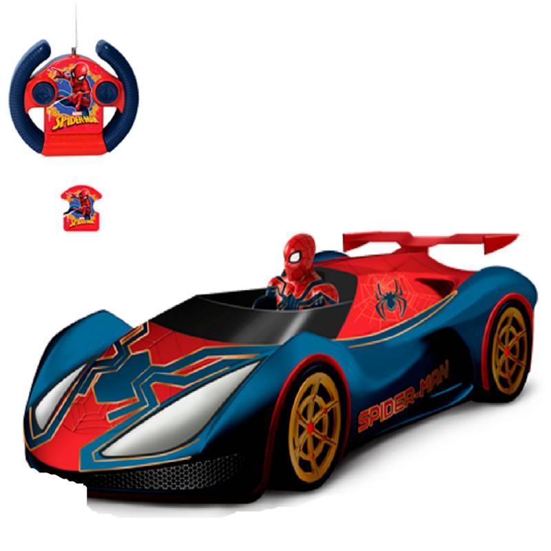 Spider-man - Auto Spiderman 22 cm