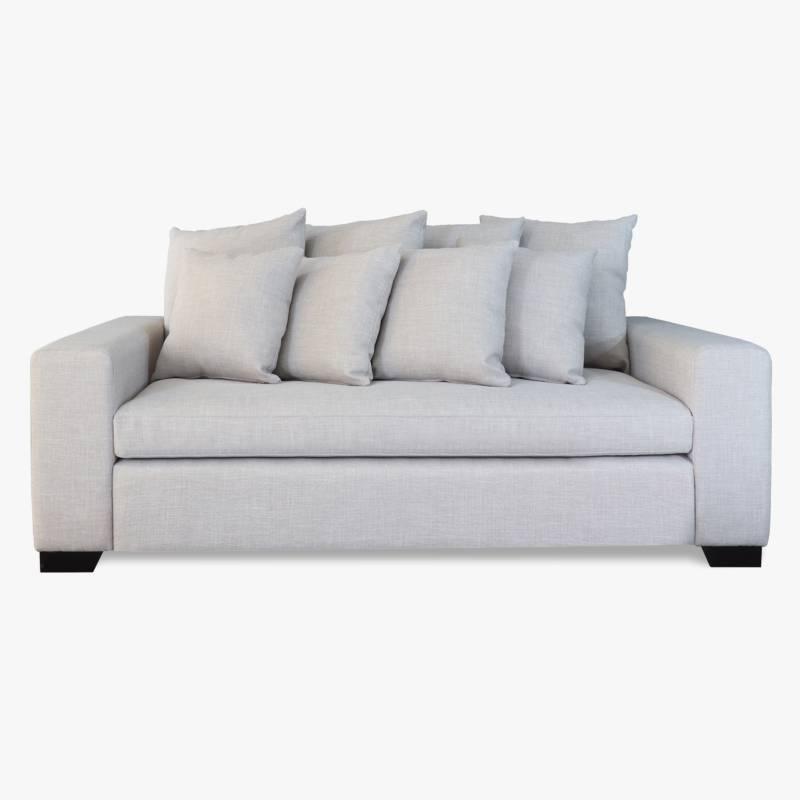 Full Confort - Sillón Domenico lino 3 cuerpos