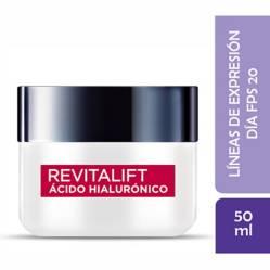 D Expertisse - Crema día revitalift ácido hialurónico 50ml