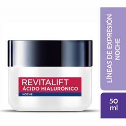 D Expertisse - Crema noche revitalift ácido hialurónico 50ml