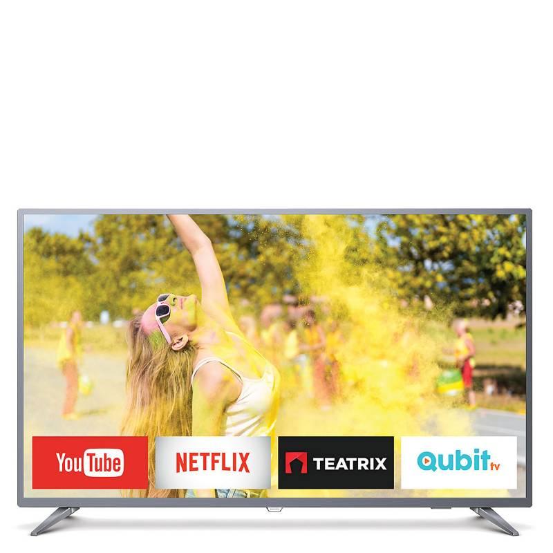 "Philips - Smart TV LED 50"" 4K 50PUG6513/77"
