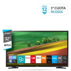 "Samsung - Smart TV 32"" UN32J4290AGCZB HD"