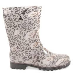 Botas de lluvia Leopardo