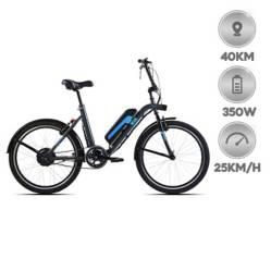 Probattery - Bicicleta urbana eléctrica Beat R24