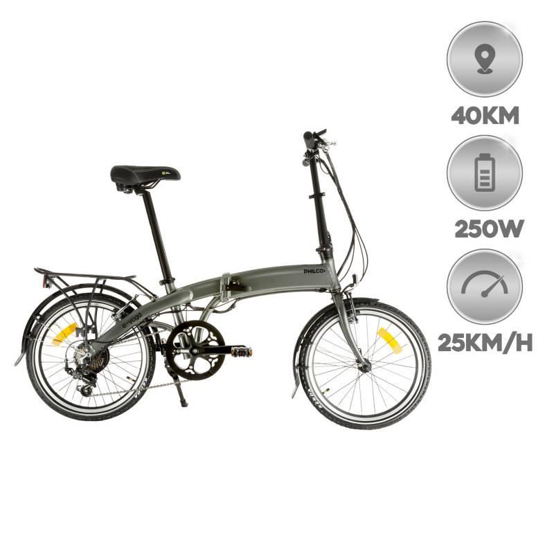 Philco - Bicicleta eléctrica R20