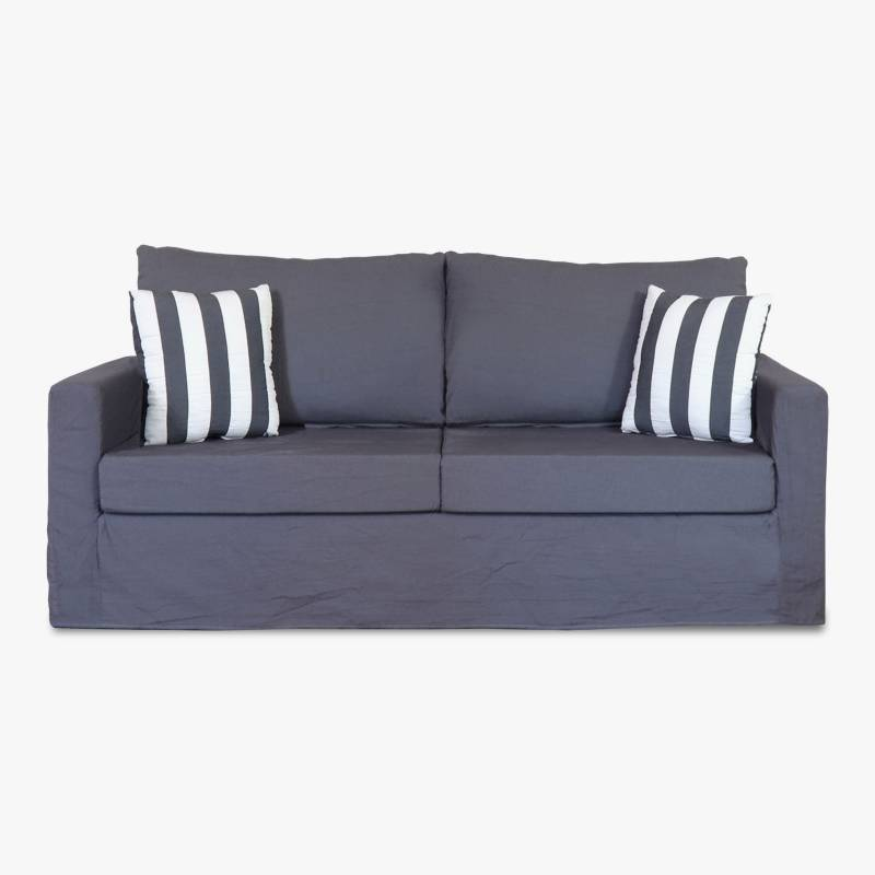 Full Confort - Sillón Tizano A4 con funda tusor lienzo 3 cuerpos