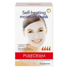 Purederm - Self-heating moisture mask