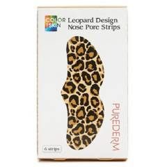 Purederm - Leopard Design Nose Pore Strip