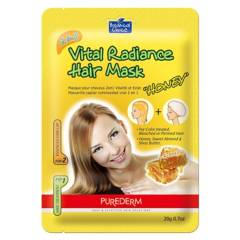 Purederm - Vital Radiance Hair Mask Honey 20 g