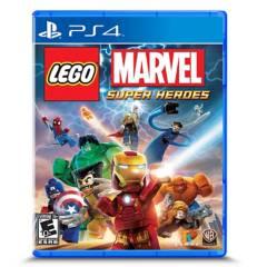 Warner Bros. - Videojuego Lego Marvel Super Heroes PS4