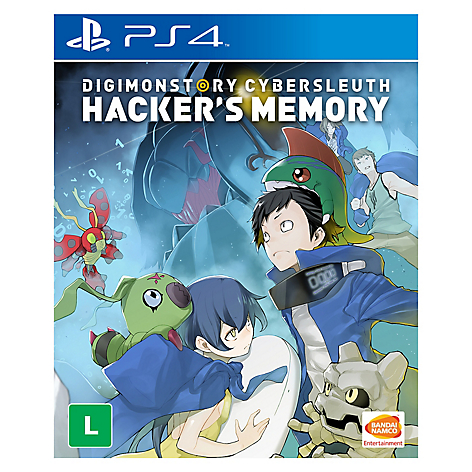 Video juego PS4 Digimon Story Cyber Sleuth hackers memory