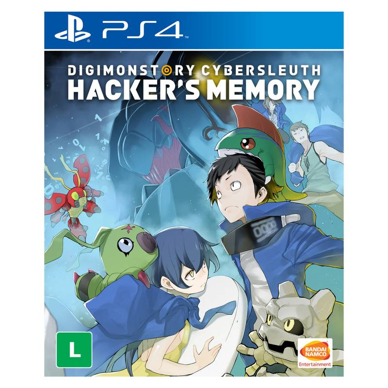 Bandai Namco Entertainment - Video juego PS4 Digimon Story Cyber Sleuth hackers memory