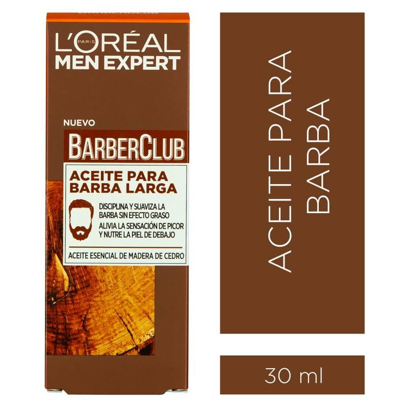 D Expertisse - Men expert barber club aceite para barba 30 ml