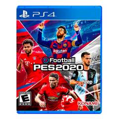 Sony - Videojuego Pro Evolution Soccer PES 2020 PS4