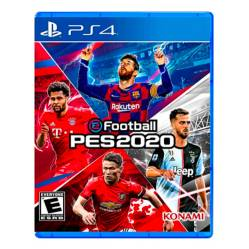 Sony - Videojuegos Pro Evolution Soccer PES 2020 PS4