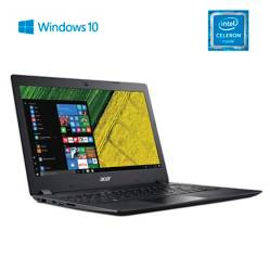 Notebook ASPIRE 3 Intel Celeron 4GB RAM 500GB 14''