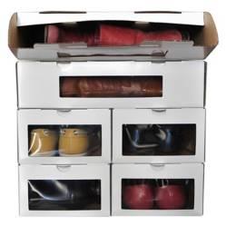 Organizador de zapatos 6 unidades