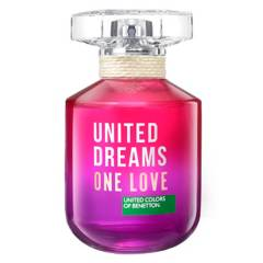 Benetton - United Dreams One Love EDT 80 ml