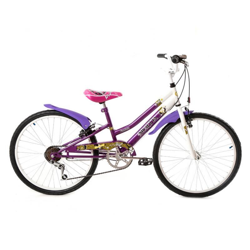Musetta - Bicicleta Fantasy R24