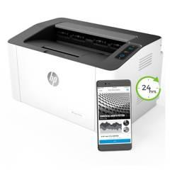 HP - Impresora Laser WIFI 107W