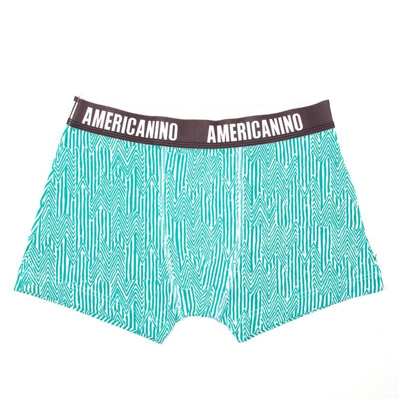 Americanino - Boxer estampado canaleta