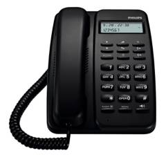 Philips - Teléfono CRD150B/77