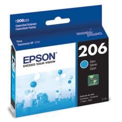 Epson - Cartucho 206 CYAN INK-XP
