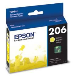 Epson - Cartucho 206 YELLOW INK-XP