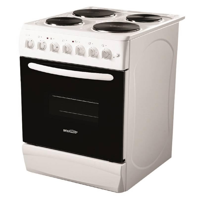 Brogas - Cocina 1565 eléctrica 53 cm