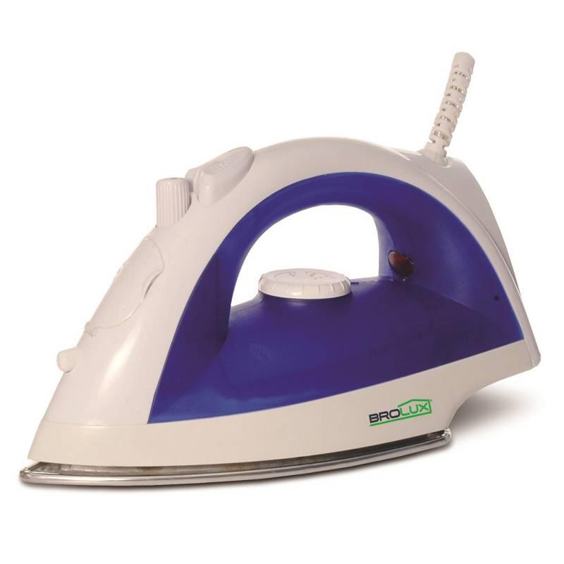 Brogas - Plancha eléctrica acero PLA-002