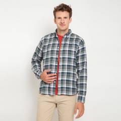 University Club - Camisa checks