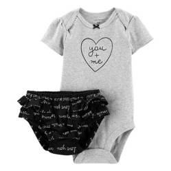 Carter´s - Conjunto body y bombacha Cute 6 a 24 meses