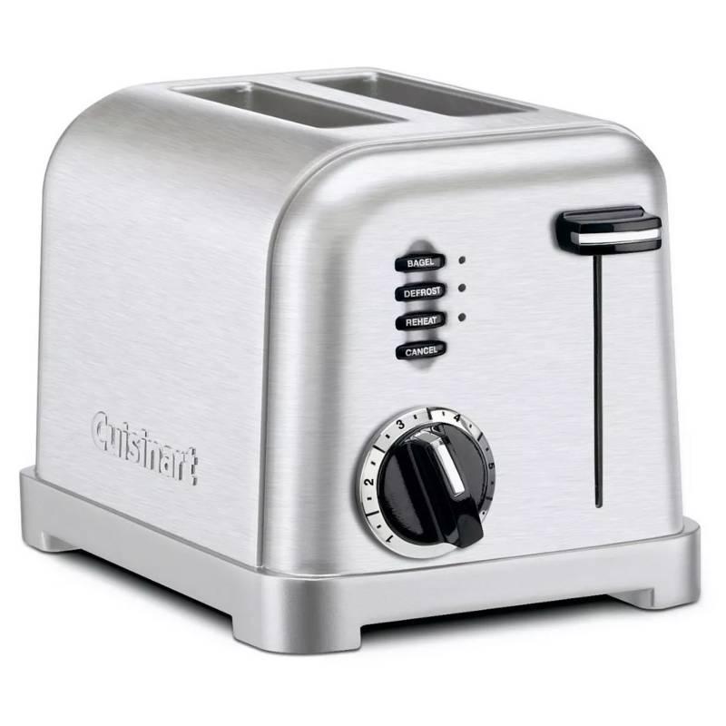 Cuisinart - Tostadora CPT160AR 2 panes