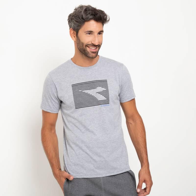 Diadora - Remera Stripe