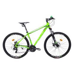 Bicicleta Mountain bike 100 pro T18 R29