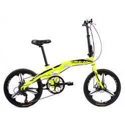 Bicicleta urbana plegable R20