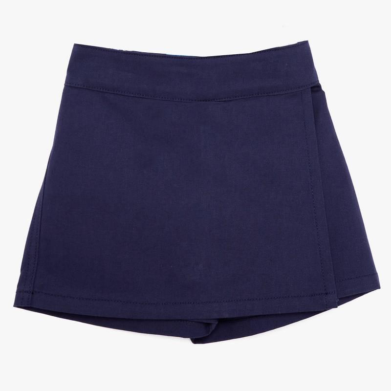 Holley - Short pollera Gabardina 6 a 16