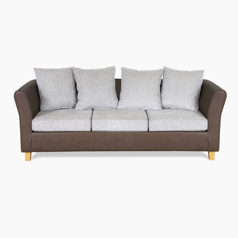 Mi Sofa -  Sillón Orion Il tapiz combiando 3 cuerpos