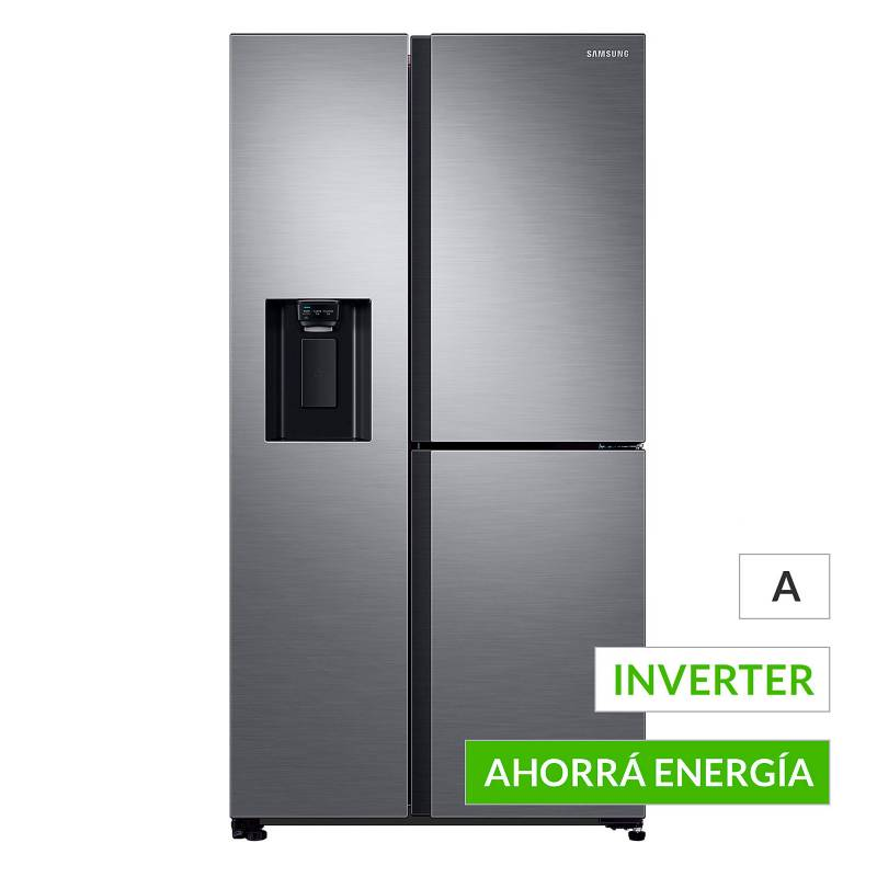 Samsung - Heladera Side by Side RS65R5691M9 480lt